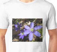 Wild and Blue Unisex T-Shirt