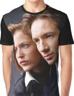 The X Files - #1 Graphic T-Shirt