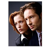 The X Files - #1 Photographic Print