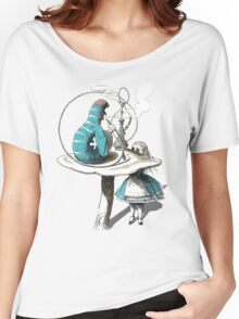 Alice wants a toke Women's Relaxed Fit T-Shirt