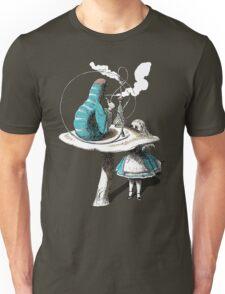 Alice wants a toke Unisex T-Shirt