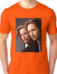 The X Files - #1 Unisex T-Shirt