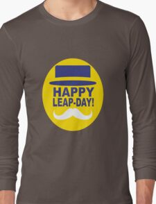 HAPPY LEAP-DAY! Long Sleeve T-Shirt