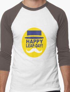 HAPPY LEAP-DAY! Men's Baseball ¾ T-Shirt
