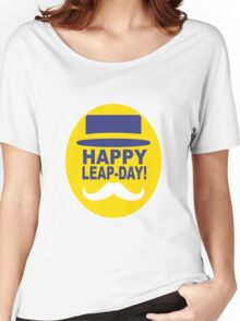 HAPPY LEAP-DAY! Women's Relaxed Fit T-Shirt