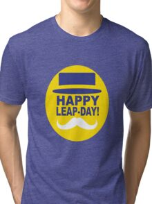 HAPPY LEAP-DAY! Tri-blend T-Shirt