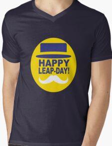 HAPPY LEAP-DAY! Mens V-Neck T-Shirt