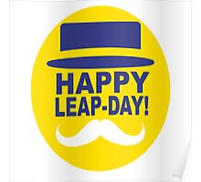 HAPPY LEAP-DAY! Poster