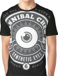 Hannibal Chew Synthetic Eyes Graphic T-Shirt