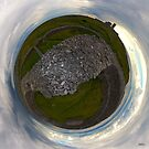 Dun Eochla, Inishmore, Aran Islands by George Row