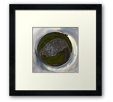 Dun Eochla, Inishmore, Aran Islands Framed Print