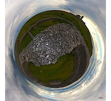 Dun Eochla, Inishmore, Aran Islands Photographic Print