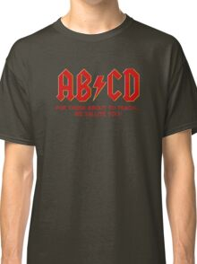 ABCD Classic T-Shirt