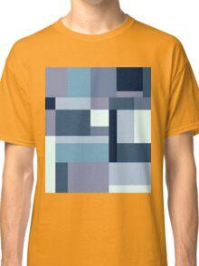 Abstract #387 Blue Harmony Classic T-Shirt