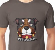 Pitbull - Tri Unisex T-Shirt