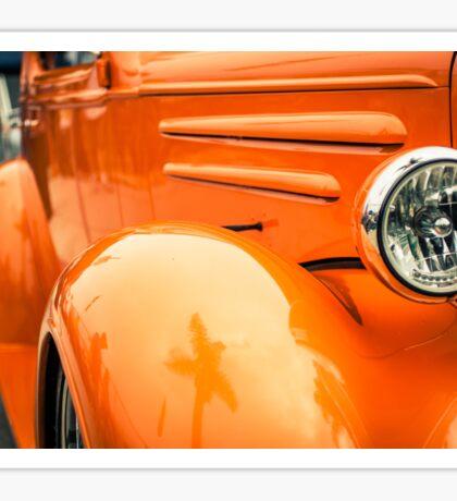 30s Roadster Sticker