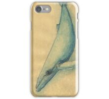 Humpback Whale of the Deep iPhone Case/Skin