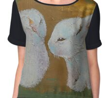 Bunnies Chiffon Top