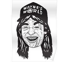 Party on, Wayne Poster