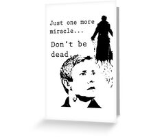 Reichenbach Greeting Card