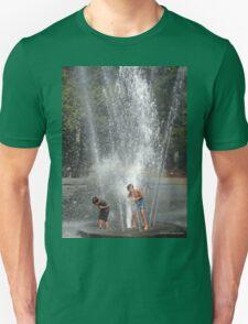 Summer Time Heat Relief  Unisex T-Shirt