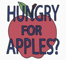 Hungry for Apples Kids Tee