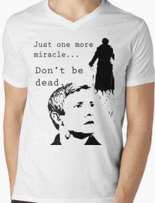 Reichenbach Mens V-Neck T-Shirt