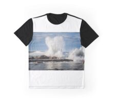 Heart of Waves Graphic T-Shirt