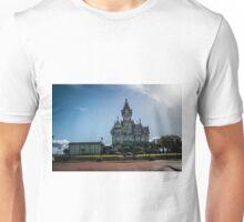 Carson Mansion, Eureka, CA Unisex T-Shirt