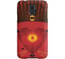 King of Heart Spaces Samsung Galaxy Case/Skin