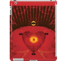 King of Heart Spaces iPad Case/Skin