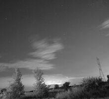 Night Sky by jclegge