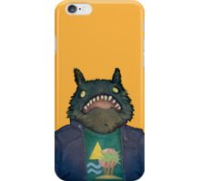 Monster Holiday iPhone Case/Skin