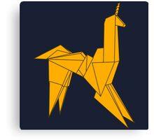 Blade Runner Unicorn Canvas Print
