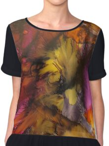 Sometimes I really need to 'Focus' Chiffon Top