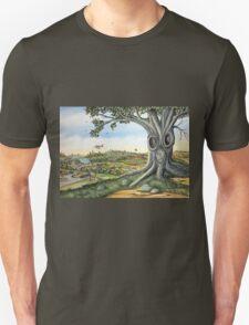 Silent Witness...(on craft foam) Unisex T-Shirt