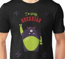 Monster Rockstar Unisex T-Shirt