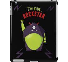Monster Rockstar iPad Case/Skin