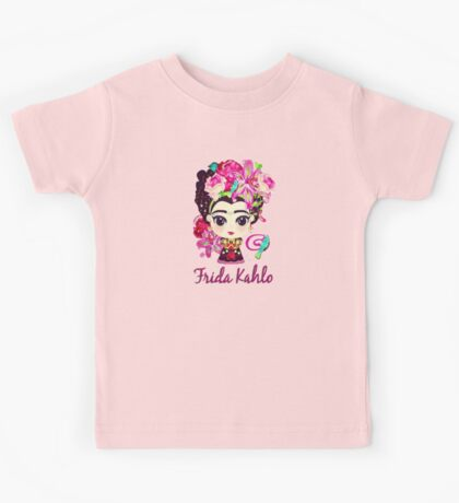 frida kahlo Kids Tee