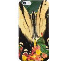 Eastern Tiger Swallowtail (Glaucus) AKA-Tiger Swallowtail iPhone Case/Skin
