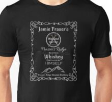 Jamies whiskey label Unisex T-Shirt
