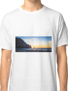 Morro Bay - Last Sunset of 2014 Classic T-Shirt