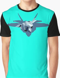 F-thirtyfive Lightning Graphic T-Shirt