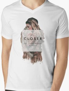 The Chainsmokers - Closer Mens V-Neck T-Shirt