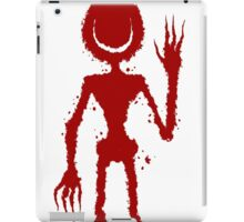 Blood Stain Guy iPad Case/Skin