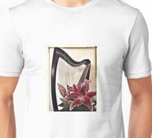 Harp and Lilies Unisex T-Shirt