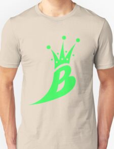 Lil' Kim The Queen Bee Collection Logo - Green  Edition Unisex T-Shirt
