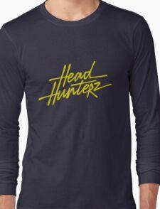 headhunterz logo Long Sleeve T-Shirt