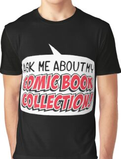 COMIC BOOKS! Graphic T-Shirt