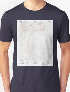 USGS TOPO Map Arizona AZ Buford Hill 20111115 TM Unisex T-Shirt